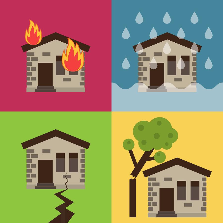 Prix assurance habitation 12 facteurs cl s qui for Assurance habitation maison neuve