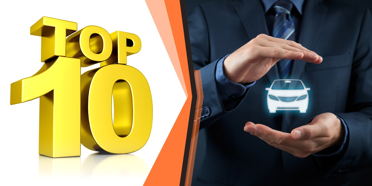 top 10 meilleures assurance automobile