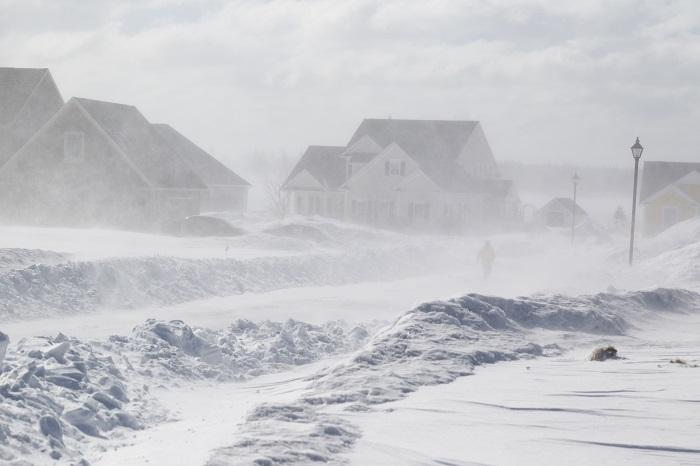 assurance habitation pour tempête de neige et verglas