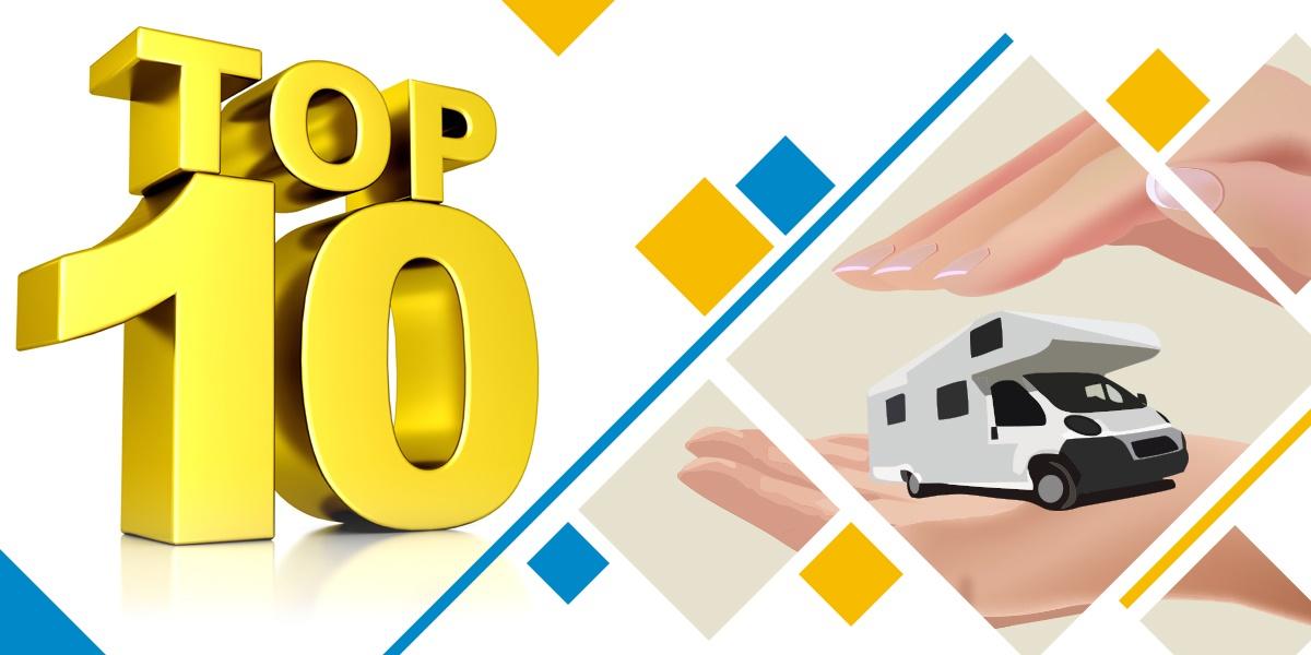top 10 meilleures compagnies assurance vehicule recreatif vr