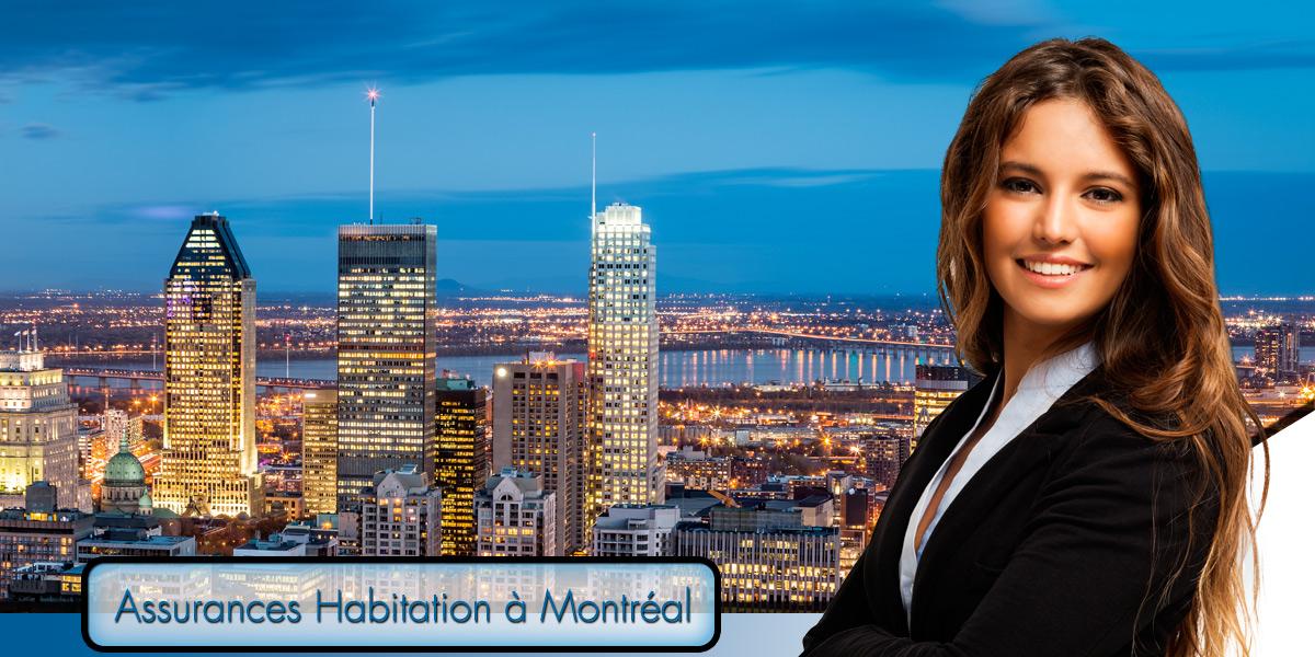 Obtenez le meilleur prix pour votre assurance habitation à Montréal avec l'aide d'un formulaire gratuit et de courtiers d'assurances d'excellente réputation
