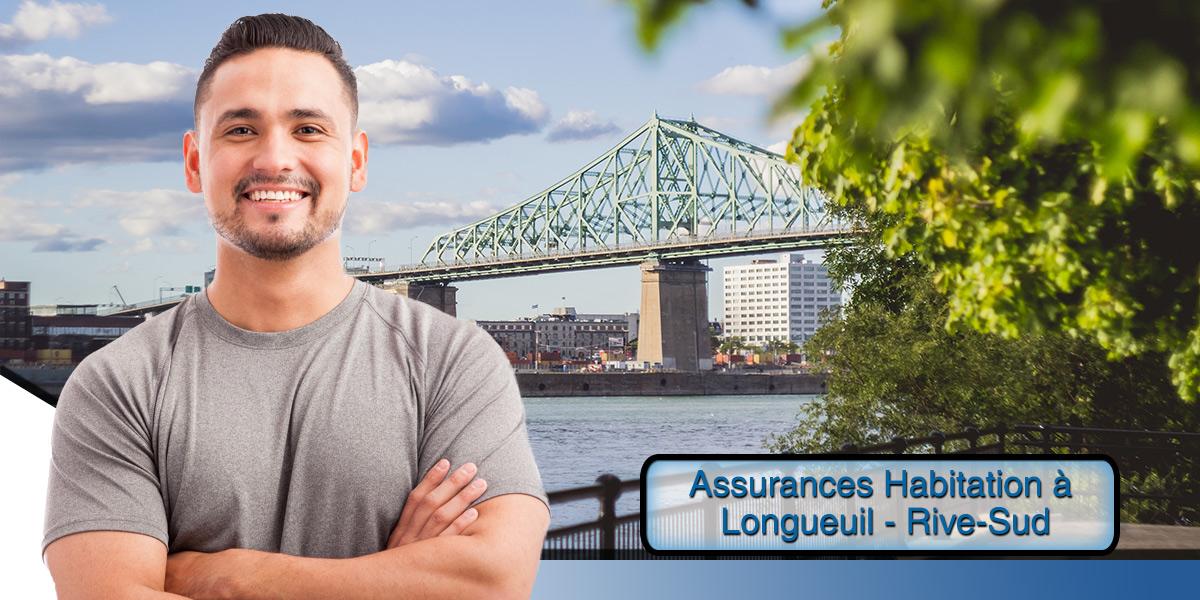 Économisez de l'argent en comparant les prix sur votre assurance habitation à Longueuil et sur la Rive-Sud de Montréal.