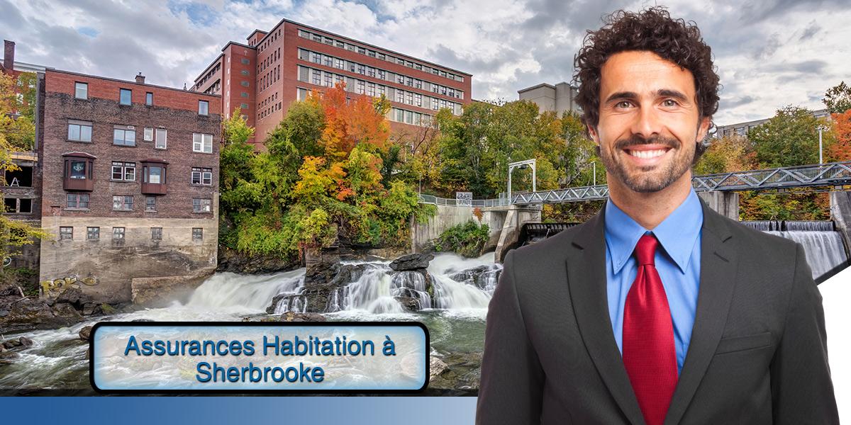Comparez les prix pour l'assurance habitation à Sherbrooke afin de faire des économies importantes