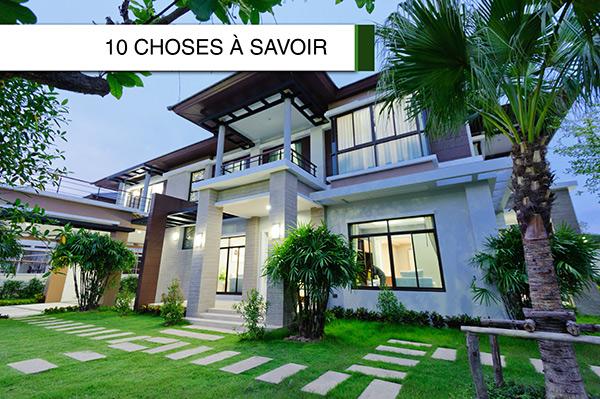 L'assurance habitation à Victoriaville démystifiée en 10 points.