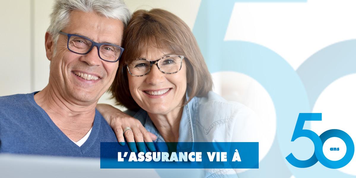 Combien allez-vous débourser en assurance vie passé 50 ans dans la province de Québec?