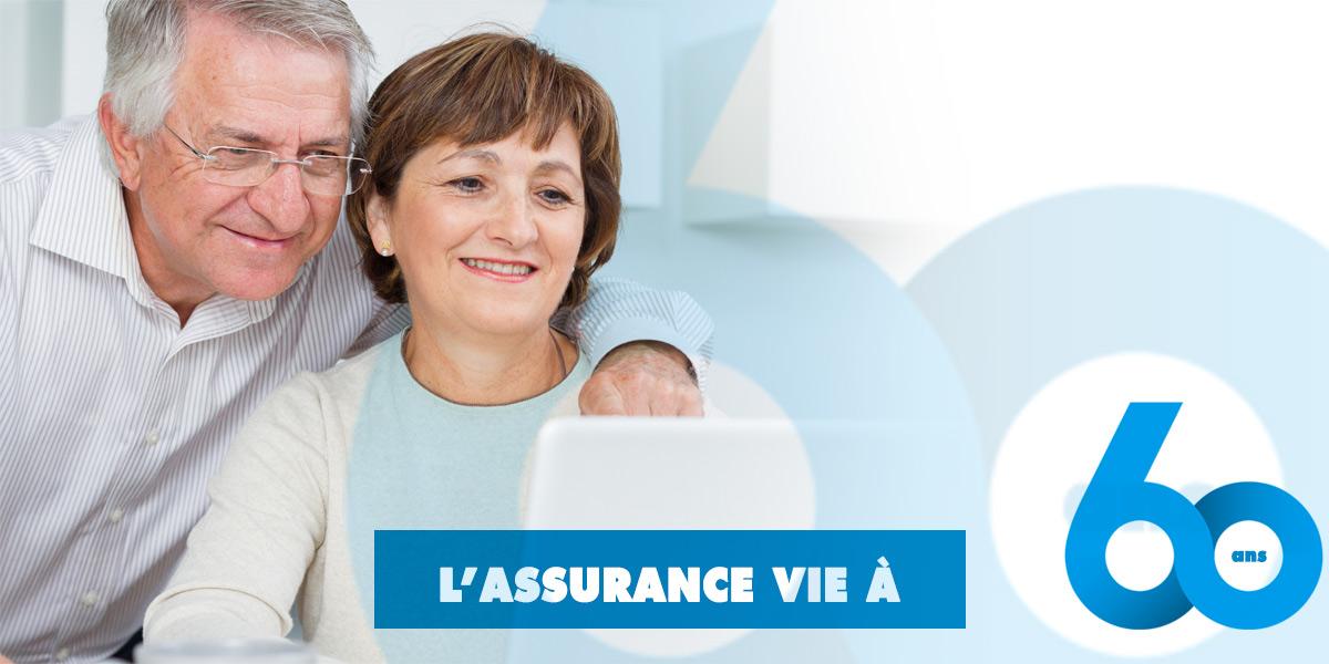 En quoi consiste l'assurance vie à 60 ans et plus?