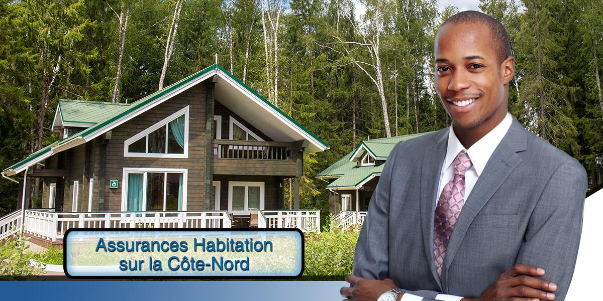 Payez moins cher sur votre assurance habitation sur la Côte-Nord avec le comparateur de prix Soumissions Assurances.