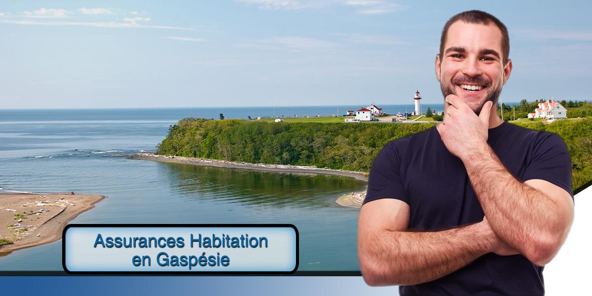 Économisez beaucoup d'argent en comparant les tarifs des polices d'assurance habitation en Gaspésie.
