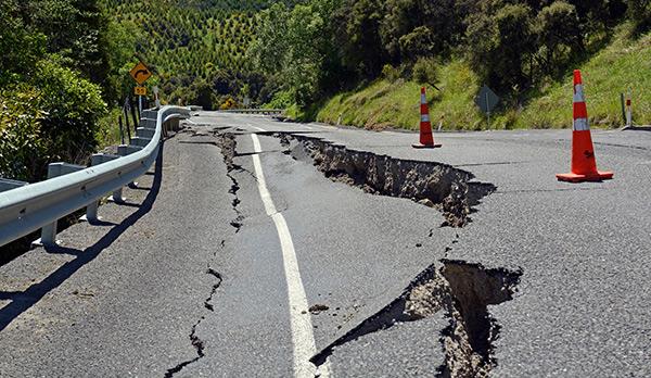 Les risques sismiques de la région d'Ottawa et la couverture d'assurance habitation.