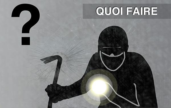 Quoi faire pour votre assurance habitation dans Lanaudière quand vous êtes victime d'un vol ?