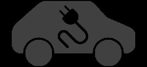 Une voiture électrique (celle avec batterie) qui utilise le système de freinage à son avantage pour se recharger!