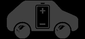 Une voiture hybride rechargeable est un modèle qui peut faire les deux, soit se recharger ou avancer avec de l'essence.