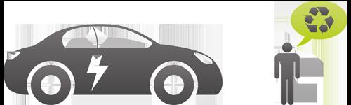 Voilà des statistiques qui sont générales au Québec pour des voitures électriques ou hybrides