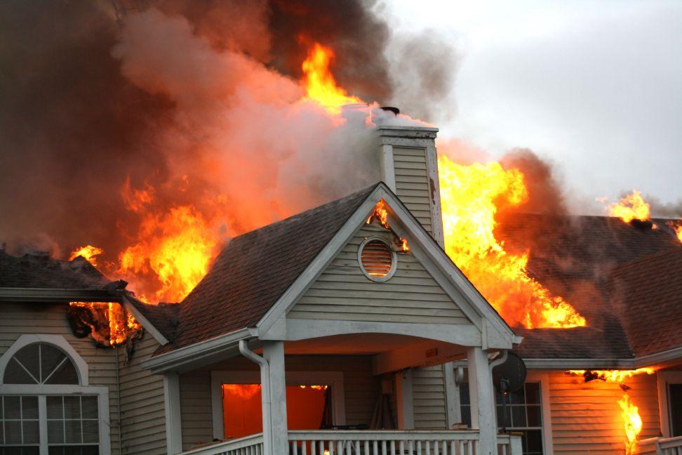 incendie maison saguenay