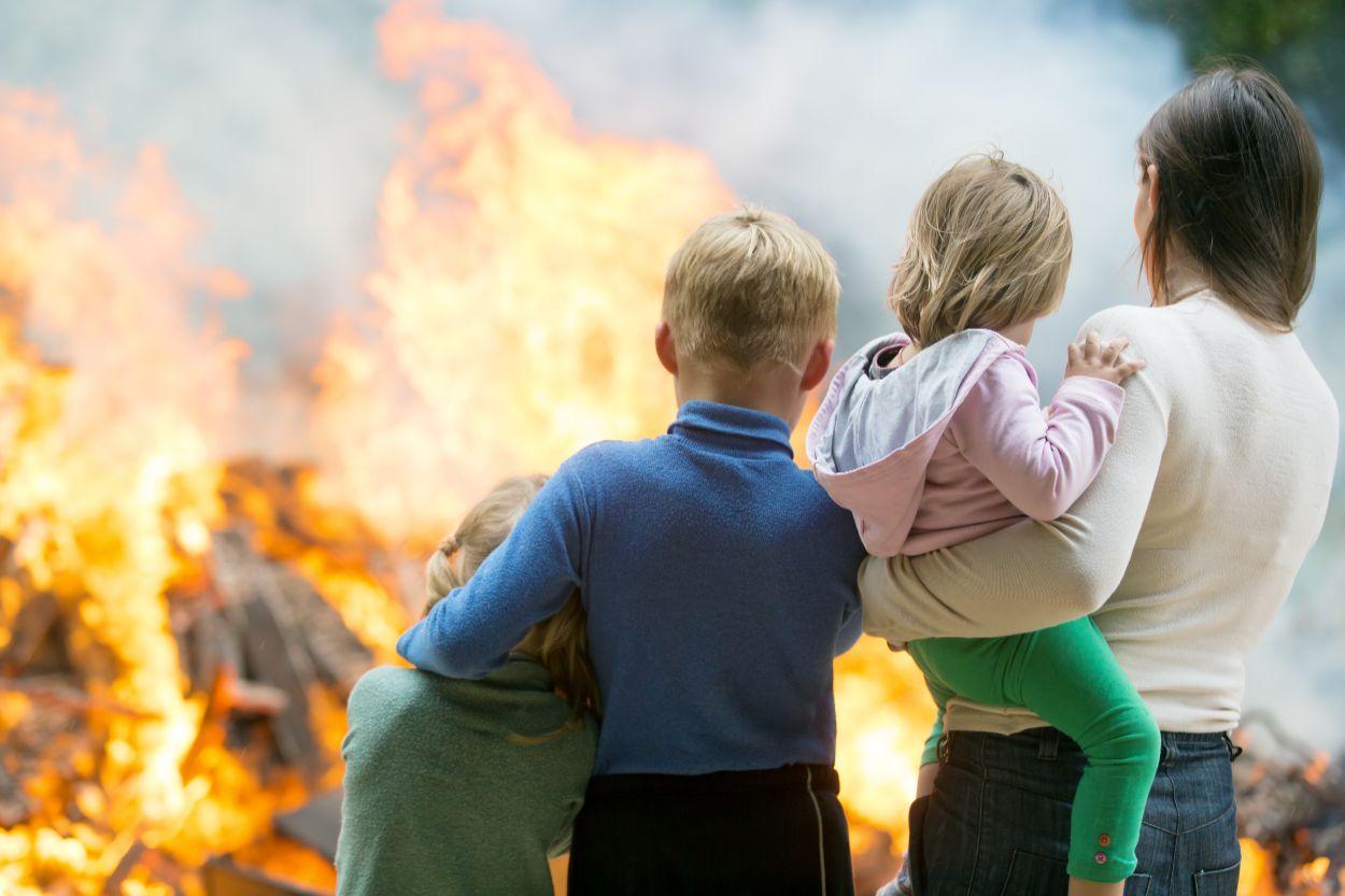 incendie alma maison